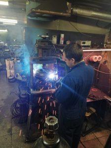 Сварка и балансировка гидротрансформатора в автоматическом режиме